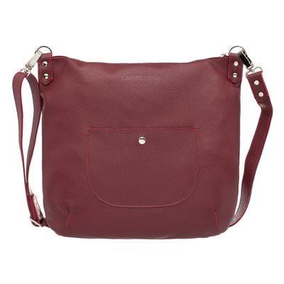 Женская сумка Lakestone Kelbra Burgundy