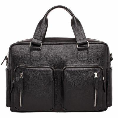 Lakestone Деловая сумка большого объема Kingston Black