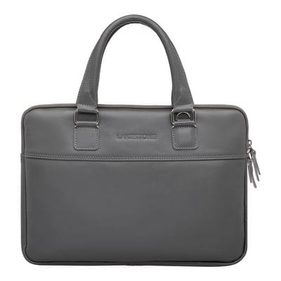 Деловая сумка для ноутбука Anson Grey