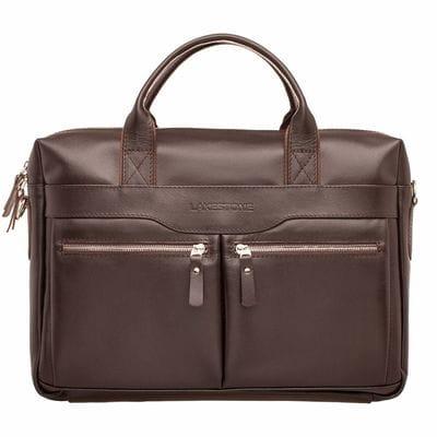 Lakestone Деловая сумка Dorset Brown