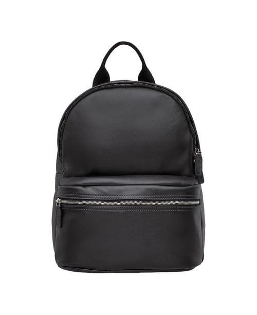 Кожаный рюкзак Keppel Black