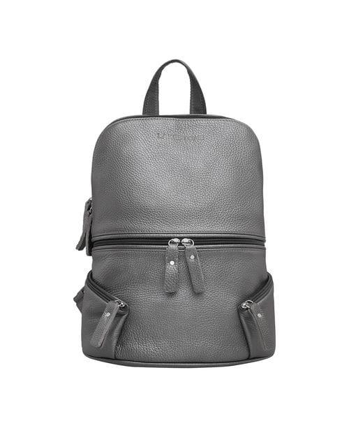 Женский рюкзак Bridges Silver Grey