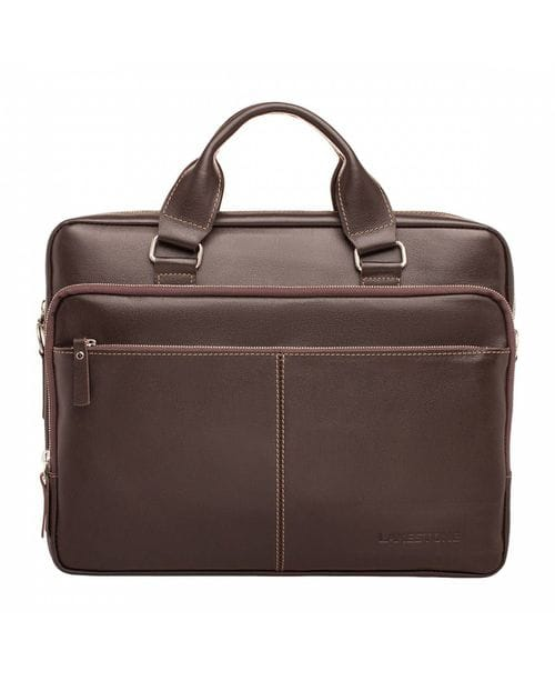 Lakestone Деловая сумка Glenroy Brown