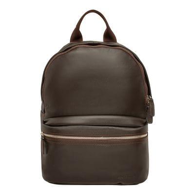 Кожаный рюкзак Keppel Brown