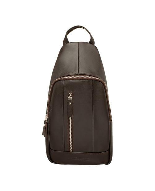 Рюкзак на одной лямке Nibley Brown