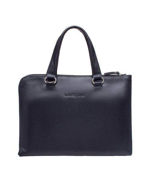 Lakestone Деловая сумка-папка Randall Black