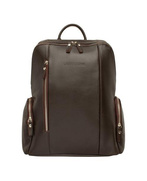 Кожаный рюкзак Arlington Brown