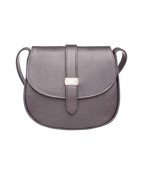 Женская сумка Lakestone Baglyn Silver Grey