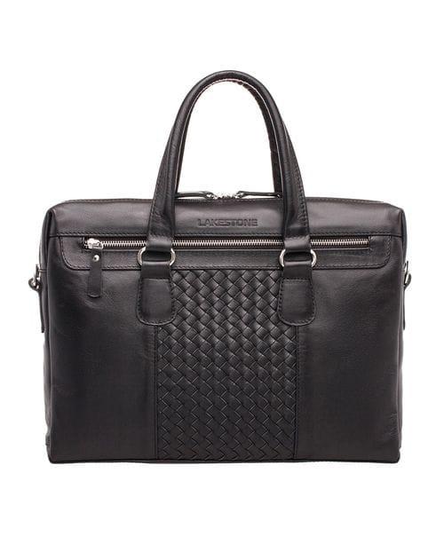 Lakestone Деловая сумка Bramley Black
