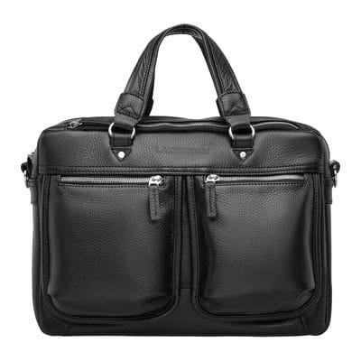 Деловая сумка Cander Black