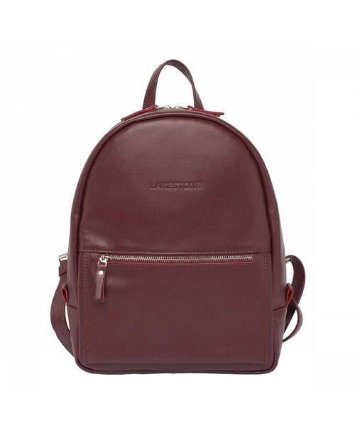 Lakestone Женский рюкзак Caroline Burgundy