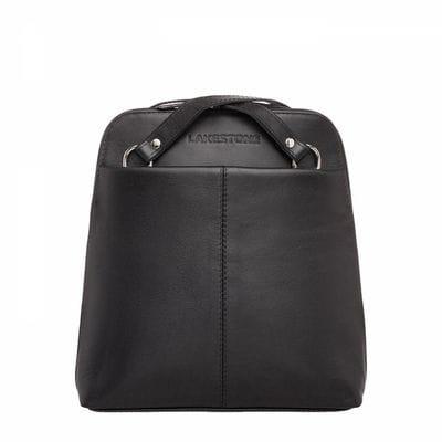 Lakestone Компактный женский рюкзак-трансформер Eden Black
