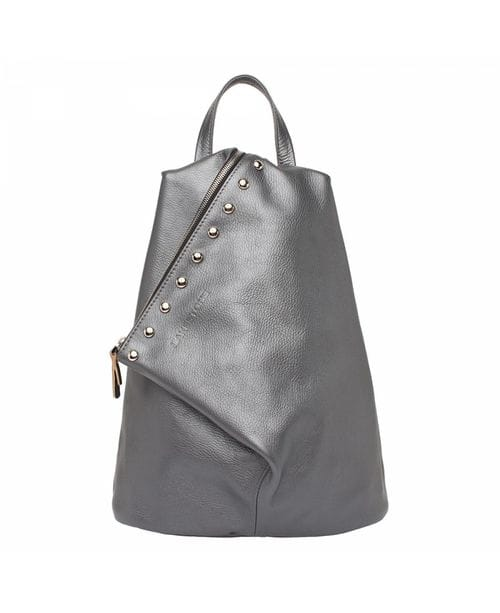 Lakestone Женский рюкзак Florence Silver Grey