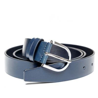 Lakestone Ремень женский Forty Dark Blue