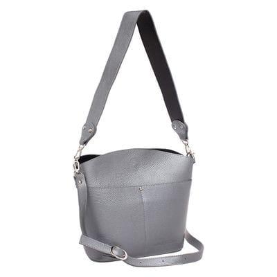 Женская сумка Grindell Silver Grey