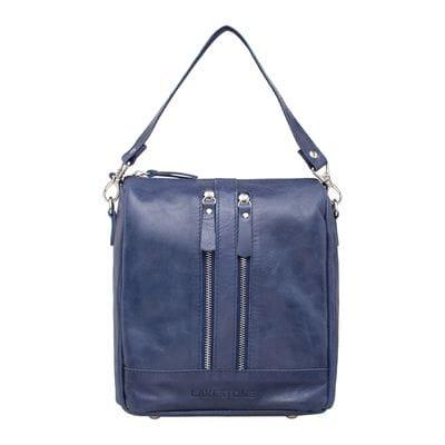 Женская сумка-рюкзак Linnel Dark Blue