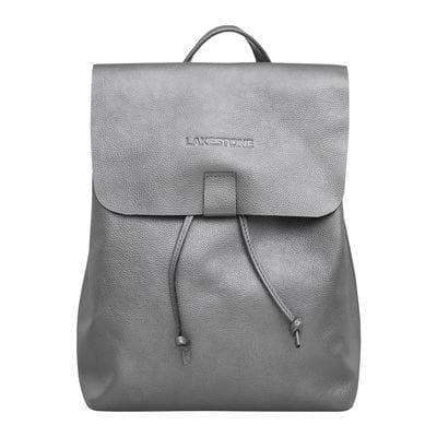 Женский рюкзак Abbey Silver Grey