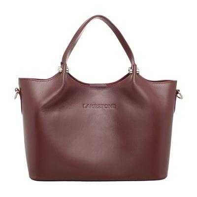Женская сумка Arley Burgundy