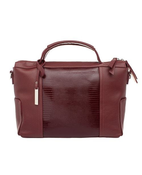 Женская сумка Lakestone Justice Burgundy