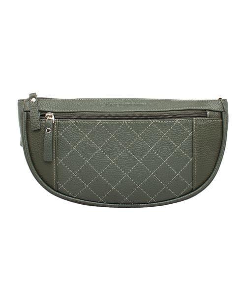 Кожаная поясная сумка Nevil Green