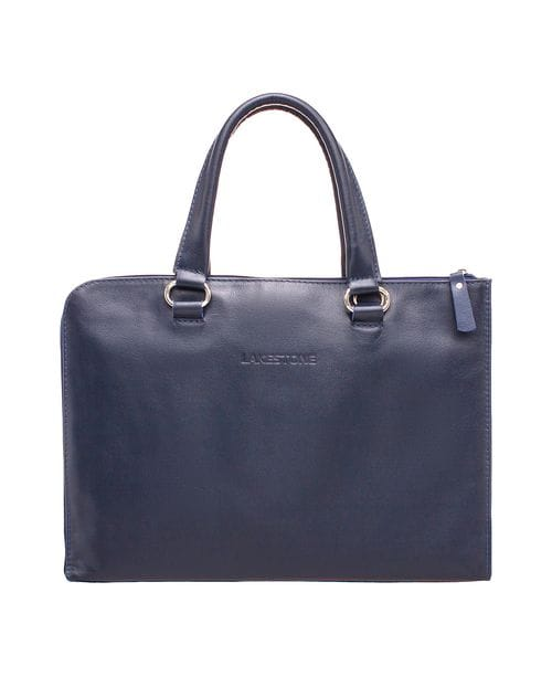 Lakestone Деловая сумка-папка Randall Dark Blue