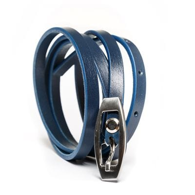 Lakestone Ремень женский Almeda Dark Blue