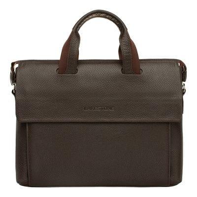 Деловая сумка Gunters Brown