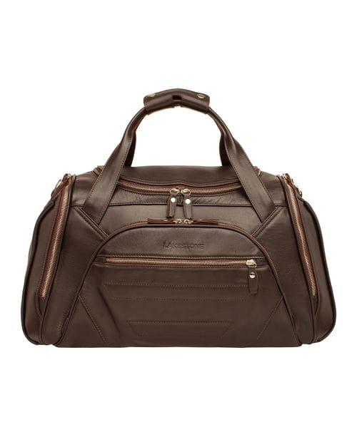 Дорожно-спортивная сумка Bangor Brown