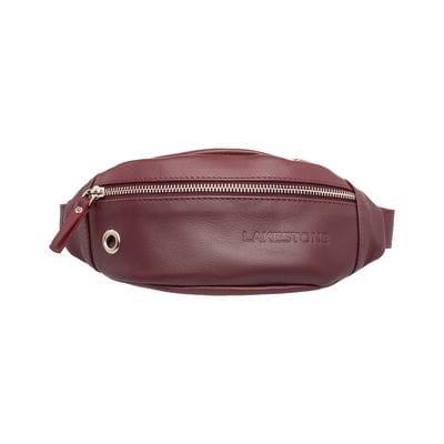 Поясная сумка Lakestone Bisley Burgundy