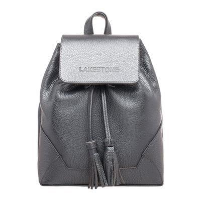 Lakestone Небольшой женский рюкзак Clare Silver Grey
