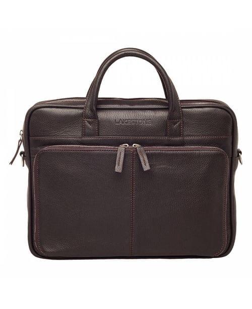 Lakestone Деловая сумка Elberton Brown