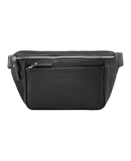 Поясная сумка Lee Black