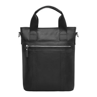 Деловая сумка вертикальная Orwell Black
